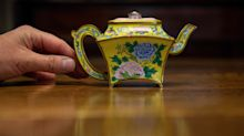 Imperial Chinese 'teapot' found during lockdown fetches life-changing £390,000