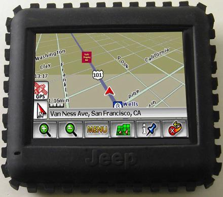 Jeep readies rugged GPS RT 300 for January release