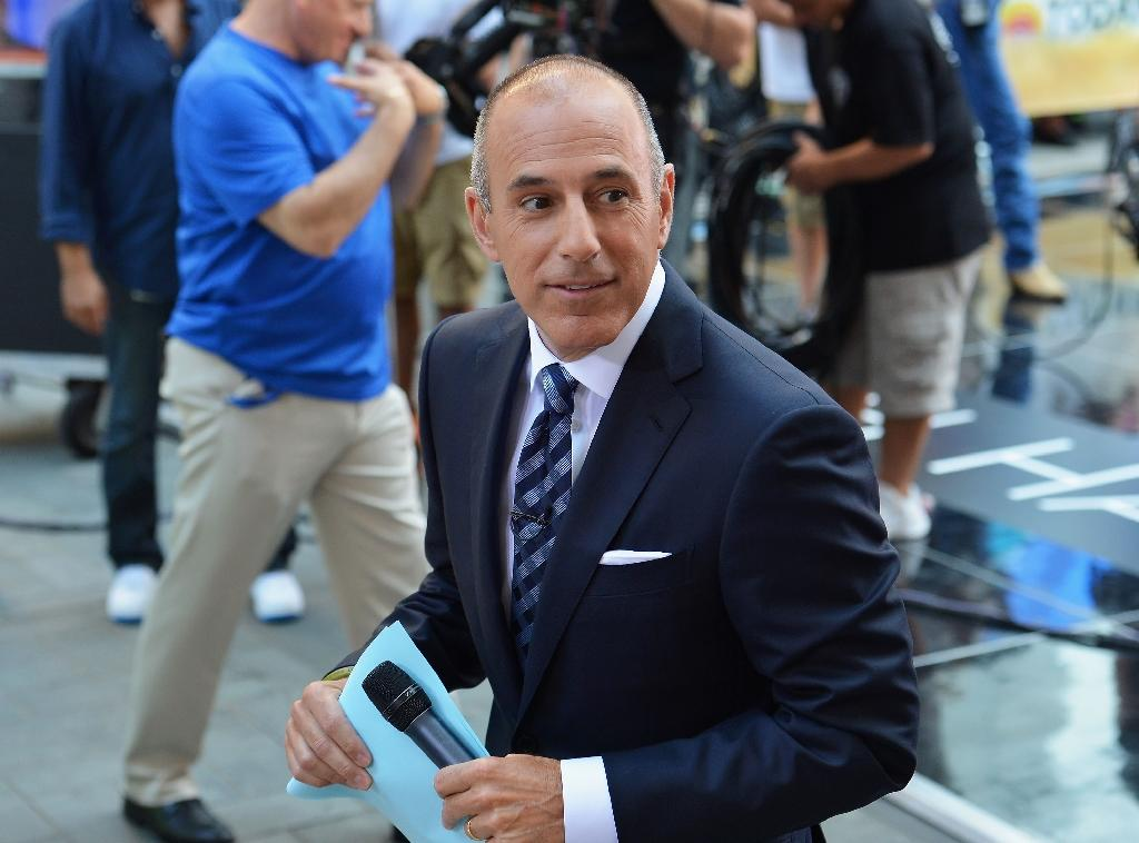 Matt Lauer, a fixture among American early morning news anchors, has been fired by NBC for alleged sexual misconduct