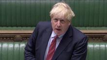 UK PM Johnson commits to coronavirus inquiry, but not yet
