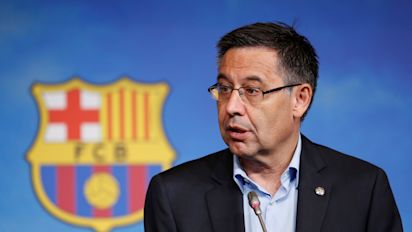 Reports: Barca president resigns amid turmoil