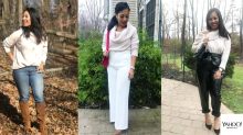3 chic Thanksgiving outfits: How a fashion influencer dresses up for the holiday