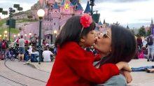 Pics: Aishwarya Rai Bachchan Takes Aaradhya to Disneyland in Paris