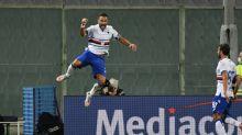 Foot - ITA - Italie: la Fiorentina, sans Franck Ribéry, est battue par la Sampdoria Gênes
