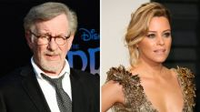 Elizabeth Banks says sorry to Steven Spielberg for slamming 'lack of female leads'