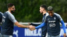 France-Allemagne: Deschamps aligne son équipe-type, plus Presnel Kimpembe