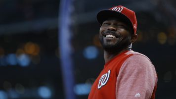 He's a keeper: NLCS MVP staying with Nats