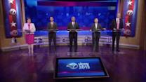 Key Democratic debate in race for New York City Mayor
