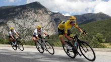 Froome safe in yellow as Barguil wins on Col d'Izoard
