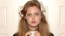 Gap-Toothed Model Lindsey Wixson Retires at 23