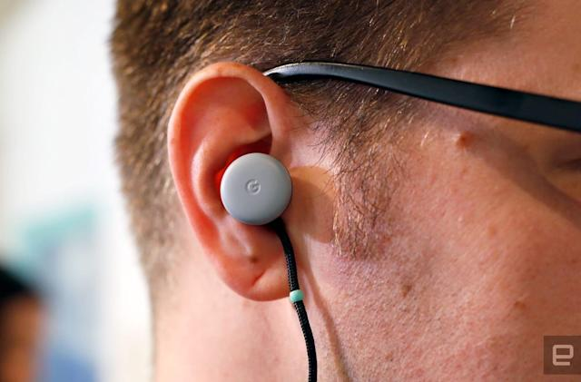 Pixel Buds hands-on: A better way to wear Google Assistant