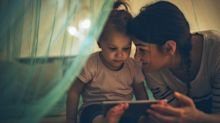 Shocking amount of parents turning to smart tech to read their children bedtime stories