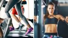 Cardio vs weights: Personal trainer reveals most effective method of training