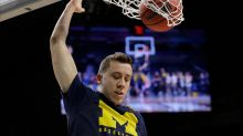 From D-III to the Alamodome: The unlikely journey of Michigan's Duncan Robinson