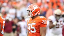 Retired Clemson DE says a normal jog can take his breath away due to lingering COVID-19 effects