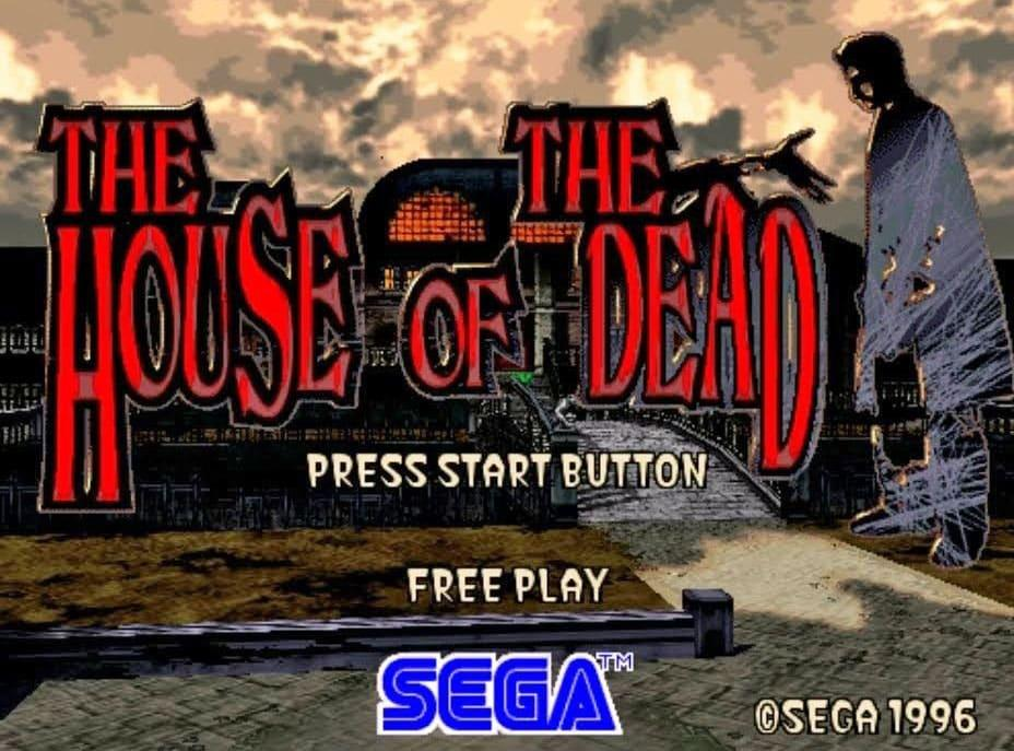 Two Classic House Of The Dead Games Are Being Remade For Current