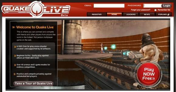 Carmack says ad-based model not working for Quake Live