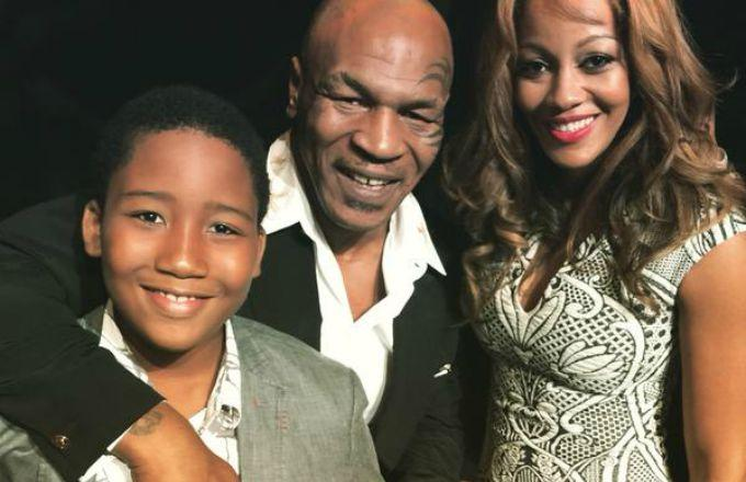 Lennox Lewis Jokes About The Time Mike Tyson Threatened To Eat His Children