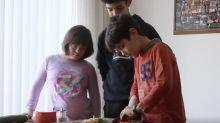 Con los niños en cuarentena: una manera divertida de hacer y comer pescado