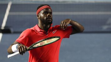 Tiafoe tests positive for COVID-19