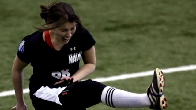 First Female to Try-Out for NFL Slammed by Blogosphere