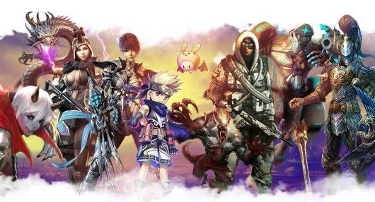 Chaos Heroes Online video shows hero roster