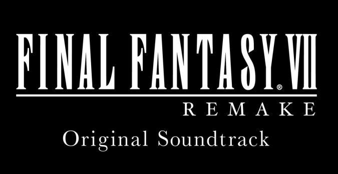 Final Fantasy Remake Original Soundtrack