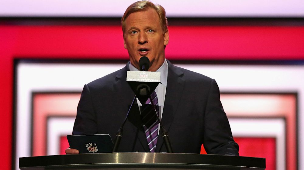 Marijuana use in NFL still a no-go for Roger Goodell