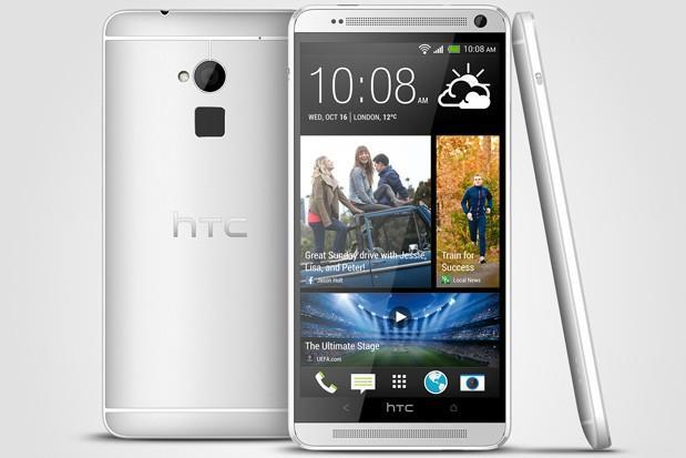 HTC launches One Max with huge 5.9-inch display and fingerprint scanner