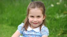 Princess Charlotte's 4th Birthday Photos Are Royally Cute