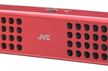 JVC introduces SP-A230 and SP-A1M: portable speakers for portable players