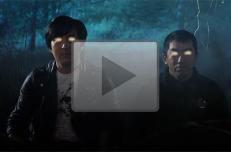Suda and Mikami get silly in Shadows of the Damned dev diary