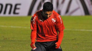 Cecilio Domínguez no descarta una salida de Independiente a fin de año