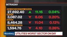 Bloomberg Market Wrap 11/11: Pound, Natural Gas, Treasury-Yen Link