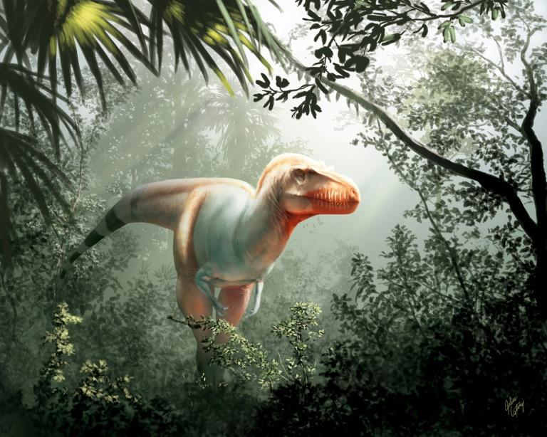 'Reaper of Death' Tyrannosaur That Was Close Relative of T. Rex Discovered