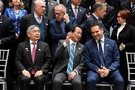 G20 agrees on need for timely action as global economic