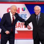 Trump thanks Elizabeth Warren for Bernie Sanders' exit in repeat of 'Crooked Hillary fiasco'