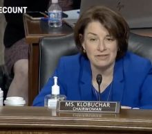 Amy Klobuchar shuts down Ron Johnson's conspiracy mongering at Capitol attack hearing