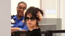 Camila Cabello trolls the paparazzi while going through TSA