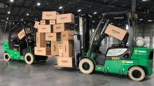 Amazon says thanks, but no thanks Vancouver