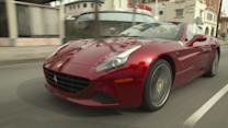 Driving the Ferrari California T