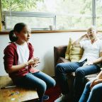 Families can support kids' mental health whether they're learning remotely or at school – here's how