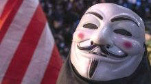 George Floyd: Anonymous hackers re-emerge amid US unrest