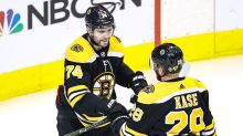 Why has everyone decided it's time to trade Jake DeBrusk?