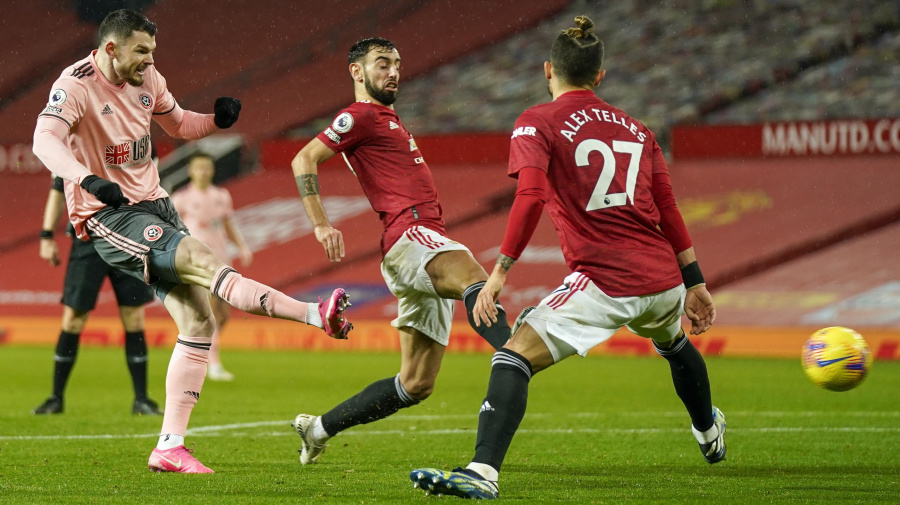 Sheffield United pulls off upset of the year