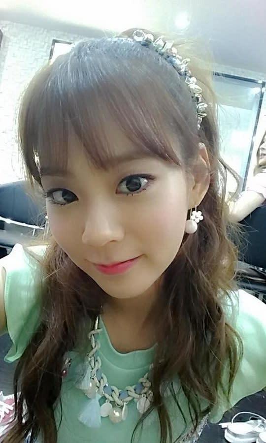 Kara S Han Seung Yeon Drops A New Selfie