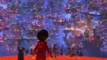 Trailer lands for Pixar's Coco