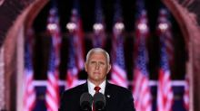 Pence warns US voters: 'You won't be safe' under Joe Biden