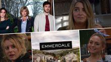 Next week on Emmerdale: Gabby impresses Kim, Charity slaps Noah, plus Luke confesses (spoilers)