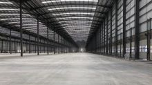 Online shopping trend makes warehousing hot property